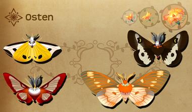 Osten Set§Flutterpedia