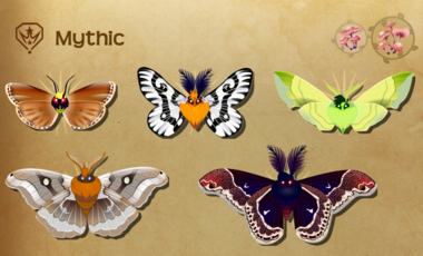 Mythic Set§Flutterpedia