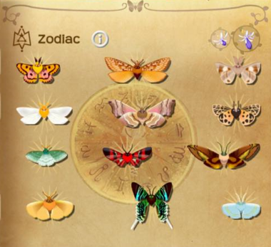 Zodiac Set§Flutterpedia