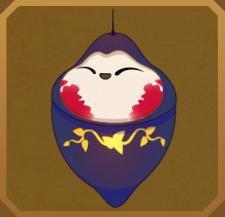 Crimson Speckled Footmen§Pupa