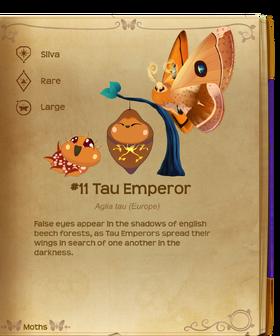 Tau Emperor§Flutterpedia