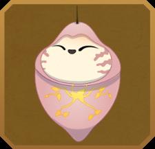 The Angel Moth§Pupa