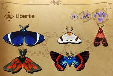 Liberte Set§Flutterpedia