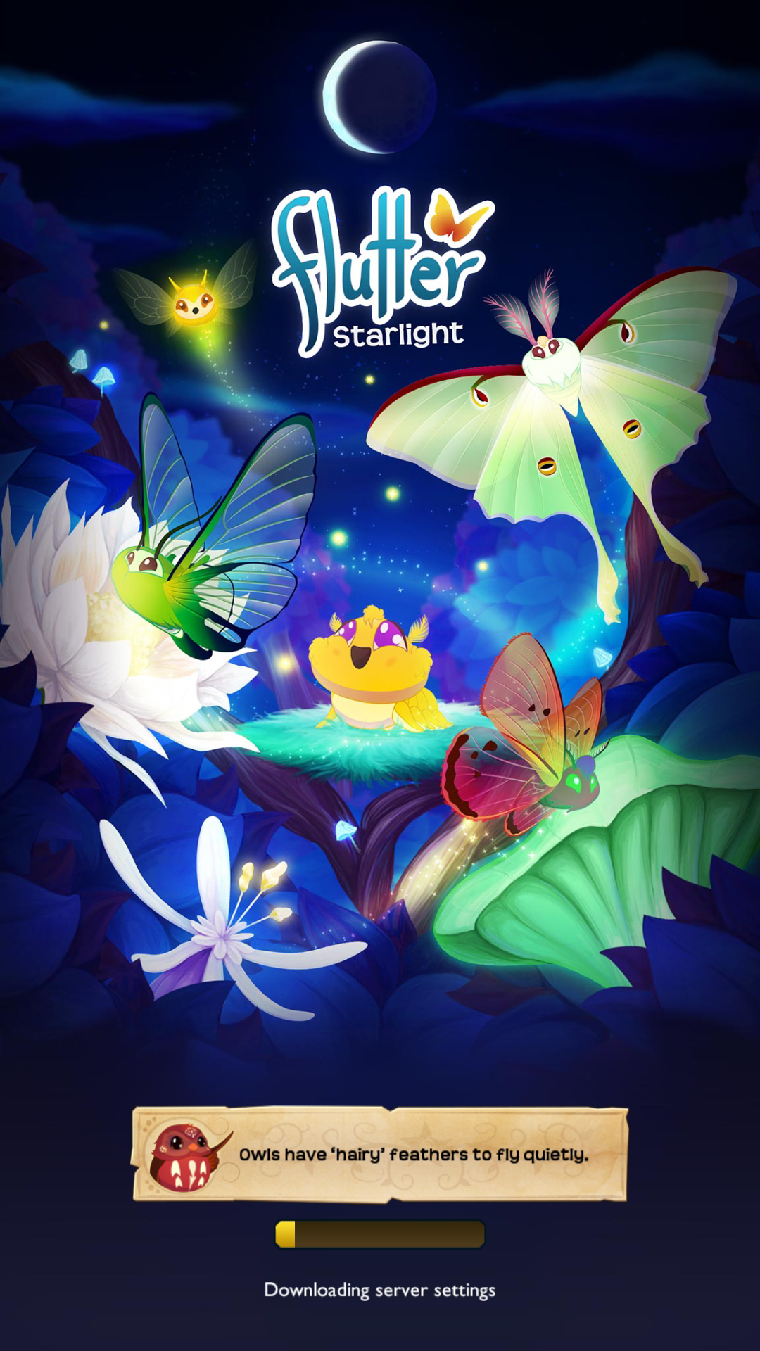 Loading Screen | Flutter: Starlight Wikia | FANDOM powered by Wikia