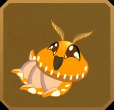 Enigmatic Rusty Goat Moth§Caterpillar