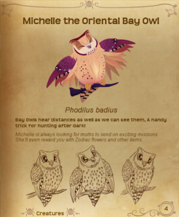 Michelle§Flutterpedia