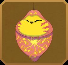 Oberthuri Silkmoth§Pupa