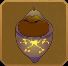 Polyphemus Moth§Pupa