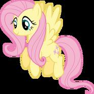 Fluttershy happy by myardius-d5ttnfi