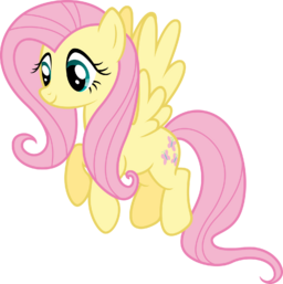 Fluttershy happy by myardius-d5ttnfi