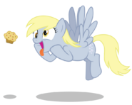 Derpy wants the muffin