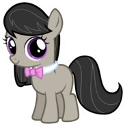Octavia as a filly