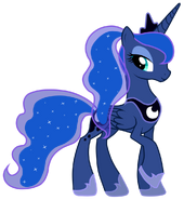 Luna with a ponytail by jennieoo-d52dg5h