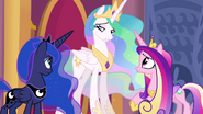 Celestia -Tirek has stolen enough magic- S4E25
