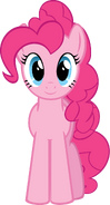 Pinkie pie vector by xigger-d4qec5t