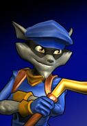 Sly copper in playstation battle royale