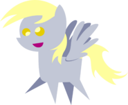 Derpy Hooves figurine