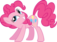Excited Pinkie Pie