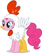 Chicken Pinkie Pie