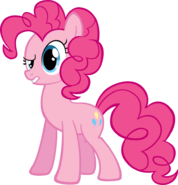 Wide-eyed Pinkie Pie