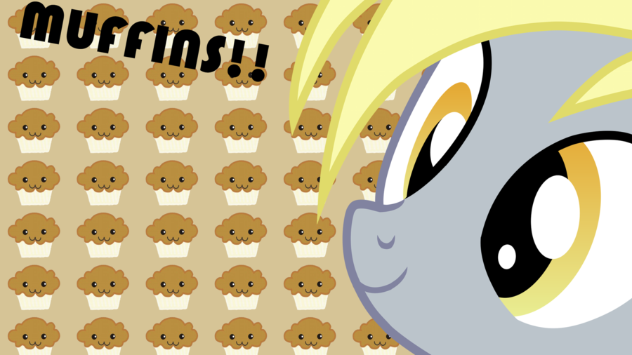 Derpy Hooves Muffin Wallpaper By Armando92 D4dun86