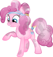 Crystal pinkie pie by memershnick-d6ccd4w