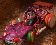 Disney; Vanellope's Car