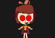 Possessed Velma Dinkley (NOS-4-A2) says I'm your Doom,I'm Velmas-4-A2