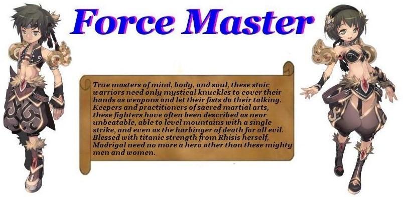 Force Master | Flyff Wiki | FANDOM powered by Wikia
