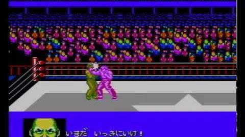 Hiryuu no Ken Special - Fighting Wars (FAMICOM Game) Kim Won-Gu Gameplay