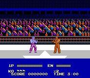 Hiryuu no Ken Special - Fighting Wars - (Kim Won-Gu VS. Monster Joe)