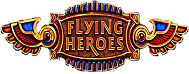 Flying Heroes Wikia Logo