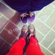 China and Jake Shoes