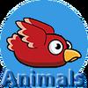 Animalsbutton