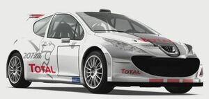 Peugeot207Super2007