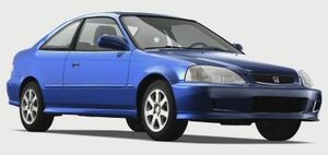 HondaCivicSi1999