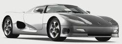 KoenigseggCC8S2002