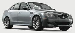 BMWM5E602009