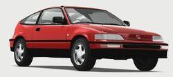 HondaCRX1991