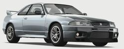 NissanSkylineGTR1997