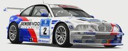 BMW2M3GTR2005