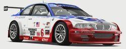BMW6M3GTR2001