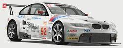 BMW92M3GTR2009