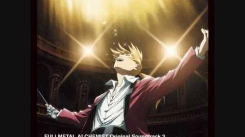 Fullmetal Alchemist Brotherhood OST 3 - Lapis Philosophorum -Chant-