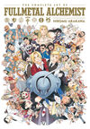 The Complete Art of Fullmetal Alchemist Cover