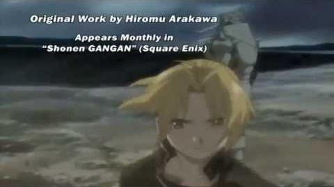 Fullmetal Alchemist Opening 4 - Rewrite