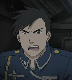 Briggs Cool Hair Guy Full Metal Alchemist FANDOM Powered By Wikia - Cool hairstyle for guy