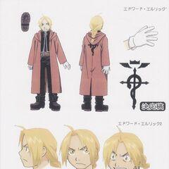 Edward's 2009 Brotherhood Artwork, features Facial Expressions, Full-Body and Half-Body Colorized Sketches, Eye Sketches, and Misc. Sketches. To be added in Edward Elric 2009 Gallery.