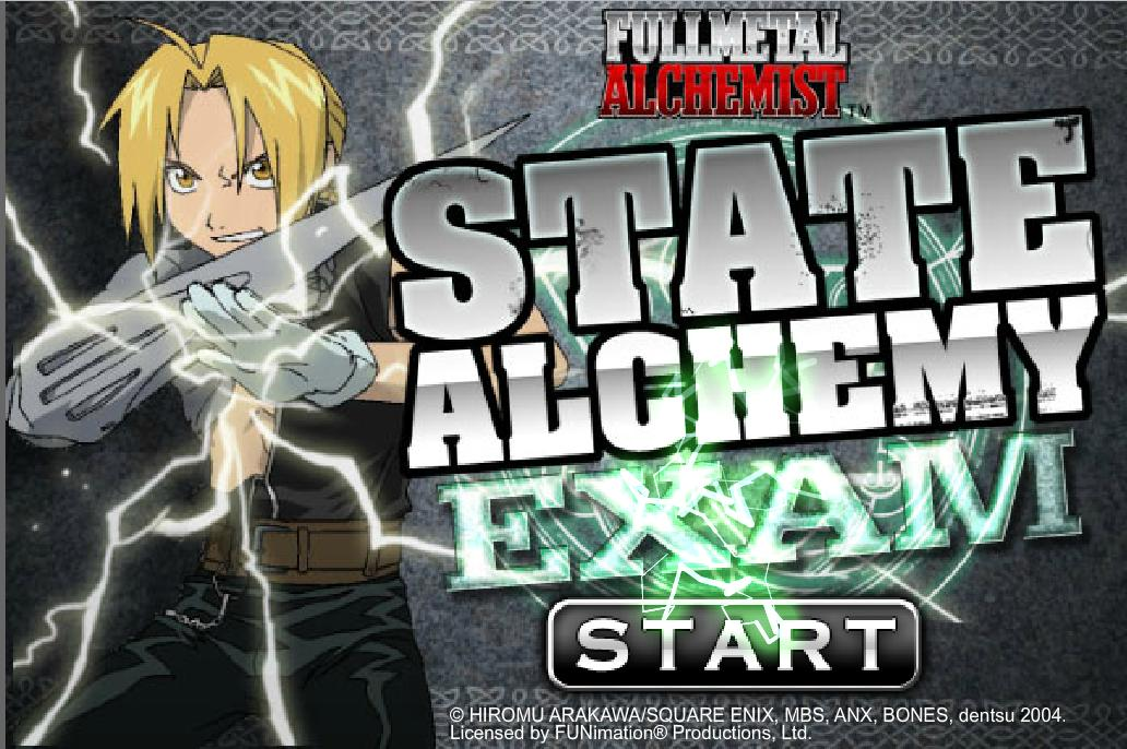 Image State Alchemy Exam Flashg Fullmetal Alchemist Wiki