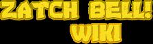 Logo Zatch Bell